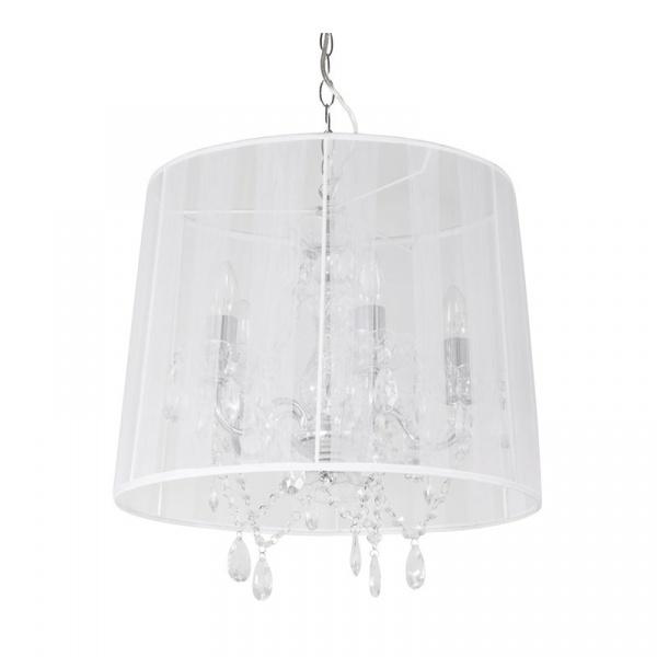 Lampa wisząca Conrad Kokoon Design biały HL00120WH