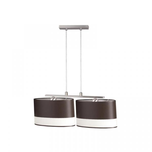 Lampa wisząca Crema 2 Lampex 093/2 SAT*