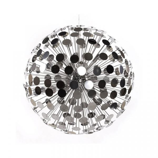 Lampa wisząca Disco Kokoon Design chrom HL00030CH