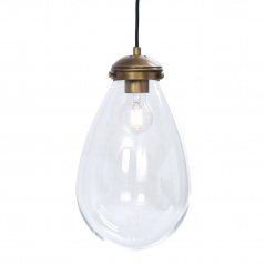 Lampa wisząca Elliot śr. 20cm
