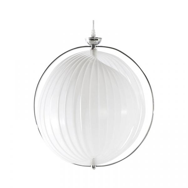 Lampa wisząca Emily Kokoon Design biały HL00150WH
