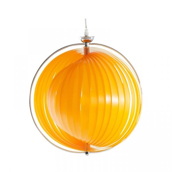 Lampa wisząca Emily Kokoon Design pomarańczowy HL00140OR