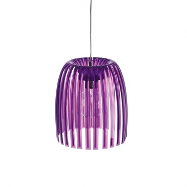 Lampa wisząca fioletowa Josephine M