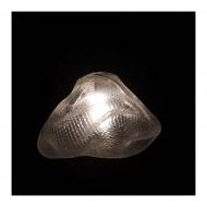 Lampa wisząca ICY transparentna 20 cm