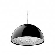 Lampa wisząca King Home Elegante 60 czarna