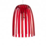 Lampa wisząca Koziol Josephine S czerwona
