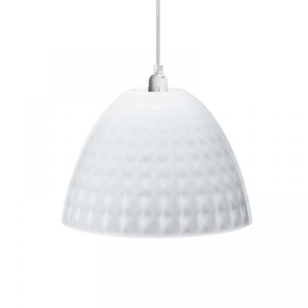 Lampa wisząca Koziol Stella biała S KZ-1943098