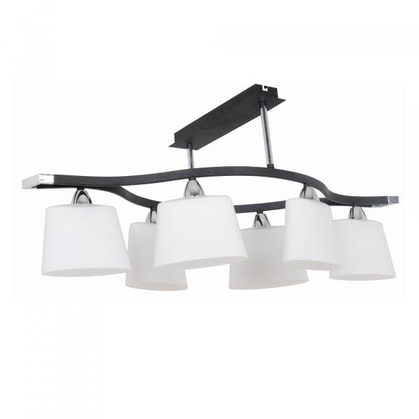 Lampa wisząca LightPrestige Balaton 6 elementów LP-3831B/6