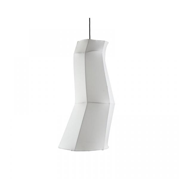 Lampa wisząca mała Fabric Gie El Botanica biały LGH0471