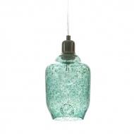 Lampa wisząca mała Gie El turkusowy