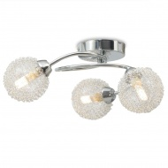 Lampa wisząca na 3 żarówki LED G9 120 W