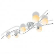 Lampa wisząca na 6 żarówek LED G9 240 W