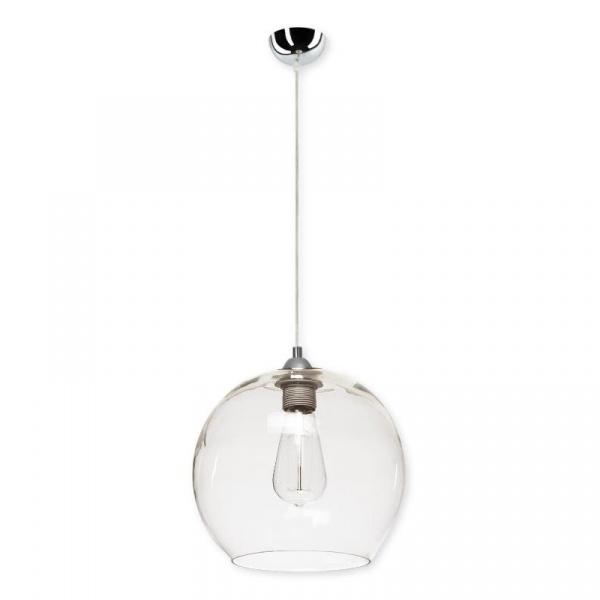 Lampa wisząca Norba Pro Lampex przezroczysta 515/1 PRO