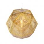 Lampa wisząca Step into design Futuri Star złota
