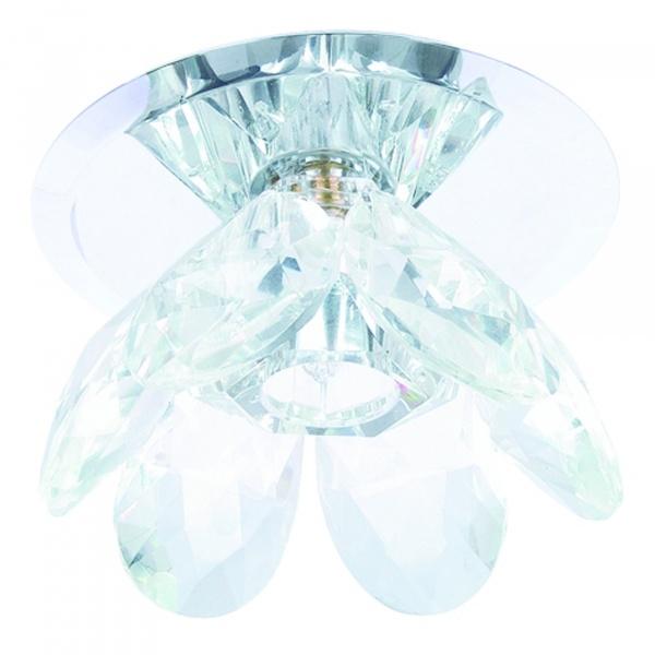 Lampa wisząca Wenus oczko transparentne LP-10221/H28 L