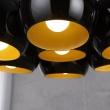 Lampa wisząca Złota Perła 4250243515052