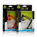Lampka na biurko Tiny Tim Mustard czarna