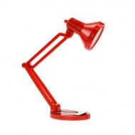 Lampka na biurko Tiny Tim Mustard czerwona