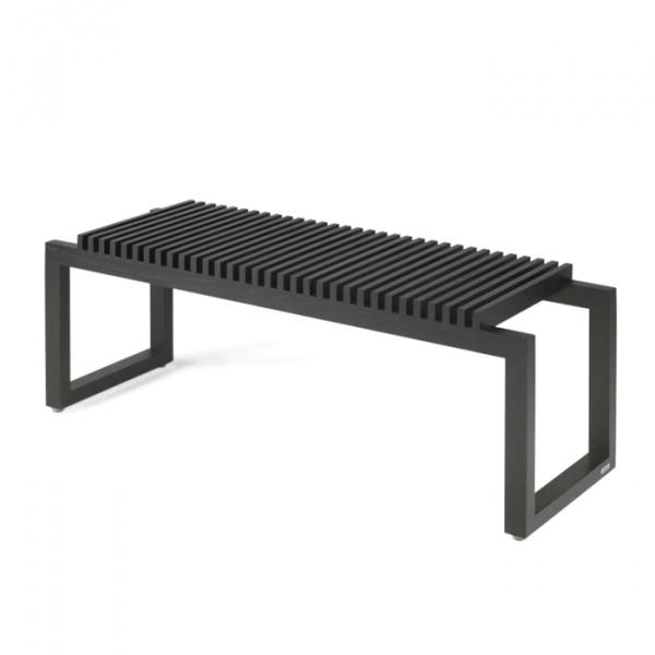 Ławeczka pokojowa Cutter Skagerak czarna S1920403