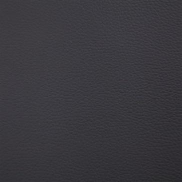 Ławka ze schowkiem, 116 cm, szara, sztuczna skóra