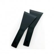 Łopatki do raclette 8 szt. 13x5 cm Kela czarne