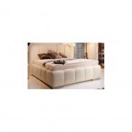 Łóżko Britt z pojemnikiem na pościel do materaca 180x200 cm