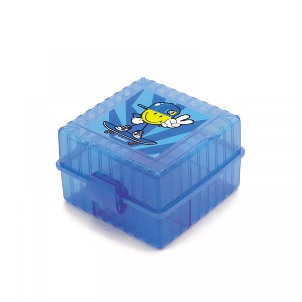 Lunch box dla chłopczyka Smiley Kid Zak! Designs 6705-N450