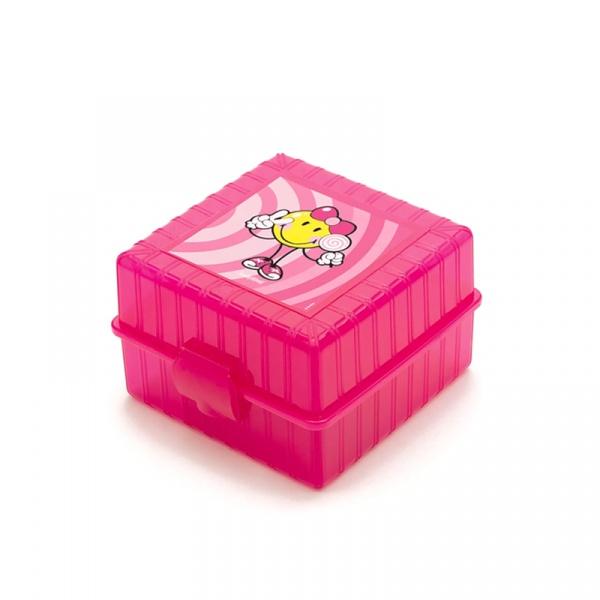Lunch box dla dziewczynki Smiley Kid Zak! Designs 6707-N450