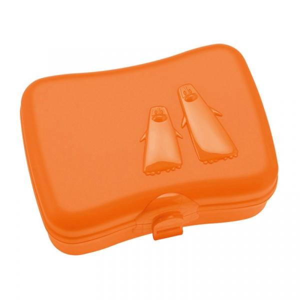 Lunchbox Koziol Ping Pong pomarańczowy KZ-3083521