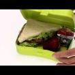Lunchbox Koziol Ping Pong turkusowy KZ-3083619