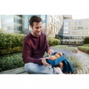 Lunchbox Take a Break duży Nordic Red 107635574500