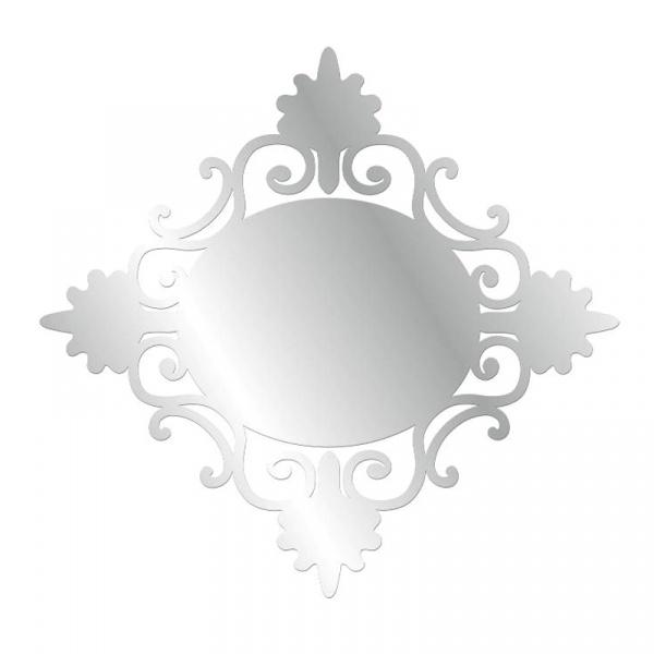 Lustro dekoracyjne STYLISH DekoSign Mirror plexi DS-L80