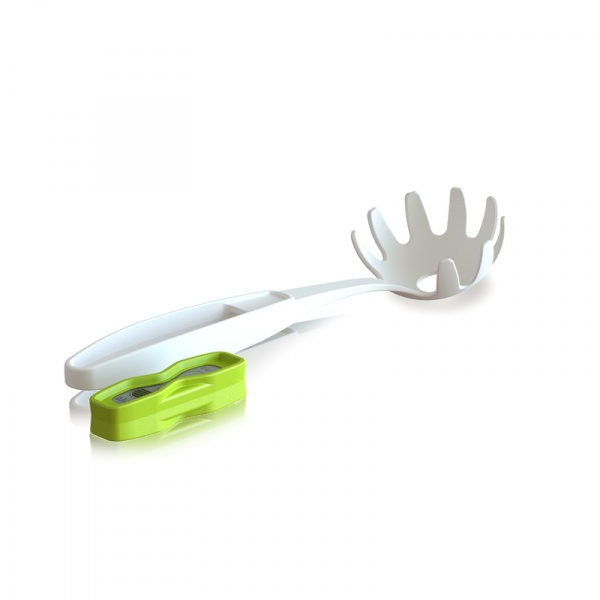Łyżka do spaghetti z minutnikiem 2 w 1 Tomorrow's Kitchen Plus Tools TK-4668660