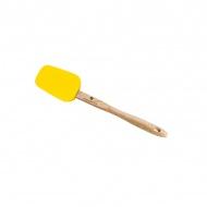 Łyżka silikonowa Zassenhaus żółta