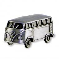 Magnes 3D 5x2,2x2,3 cm BRISA VW BUS srebrny