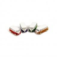 Magnes 3D 5x2,2x2,3 cm BRISA VW BUS zielony