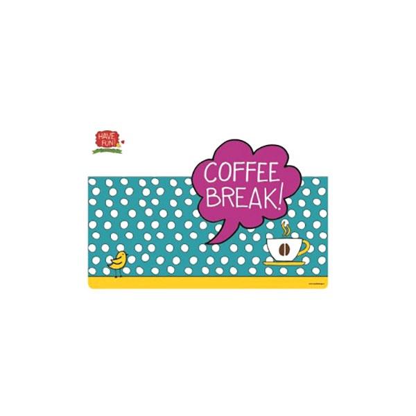 Mata stołowa Coffee Break 45x30cm Nuova R2S Have Fun 550 COBE