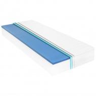 Materac, 100x200 cm, pianka memory visco, 18 cm