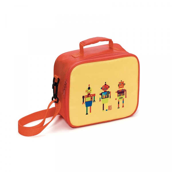 Mini Lunch Box Iris Snack Rico robot 9918-TR