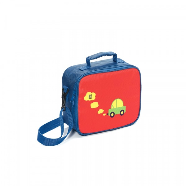 Mini Lunch Box Iris Snack Rico samochodzik 9918-TC