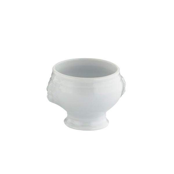 Miniaturowa waza na zupę 0,07 l Cilio biała CI-104004