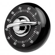 Minutnik 60min Judge Classic czarny