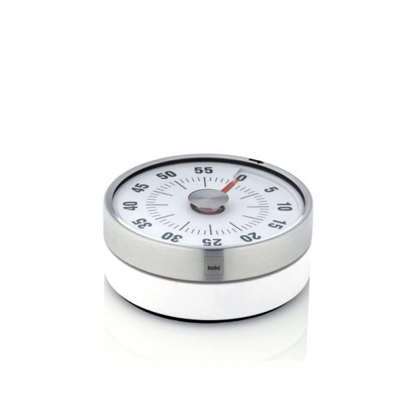 Minutnik 8 cm Kela Speed biały KE-11246