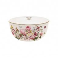 Misa porcelanowa 14cm Nuova R2S Blooming Opulence biały