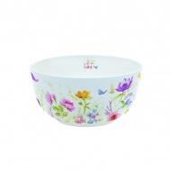 Misa z porcelany 14 cm Nuova R2S Romantic polne kwiaty