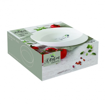 Misa z porcelany 16 cm Nuova R2S Kitchen Elements