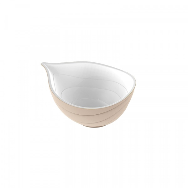 Miska 10 cm Zak! Design Onion beżowa 2265-0320
