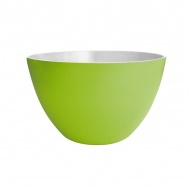 Miska 10cm ZAK!DESIGNS zielono-biała