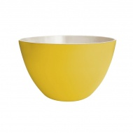 Miska 10cm ZAK!DESIGNS żółto-biała