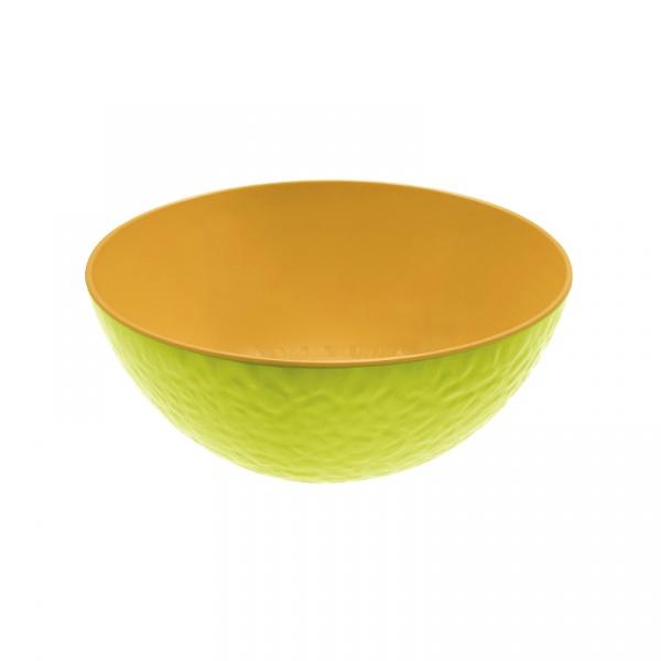 Miska 20 cm Zak! Design zielono- pomarańczowa 2257-1890
